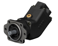Unidirectional HDS bent axis piston pumps with displacement from 12 to 64 cm3