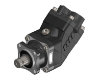 Unidirectional HDS bent axis piston pumps with displacement from 84 to 108 cm3