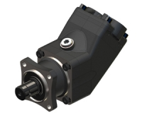 Unidirectional HDT bent axis piston pumps with displacement from 75 to 108 cm3