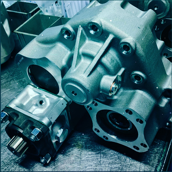 CONSTANT DISPLACEMENT PUMPS